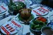 食卓のデザインは、カミサンです