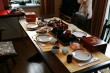 テーブルの上におせち料理集合
