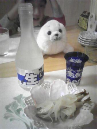 小樽にて寿司
