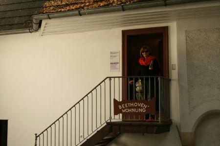 ベートーベン記念館入り口