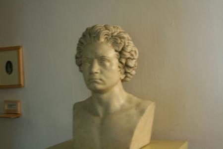 ベートーベン胸像
