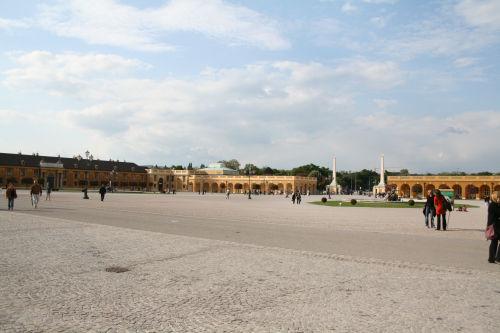 シェーンブルン宮殿正面
