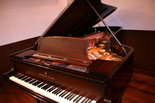 ピアノが素敵